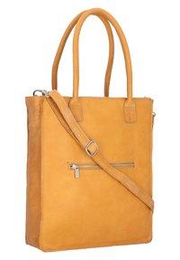 Cowboysbag - WOODRIDGE - Handbag - amber - 1