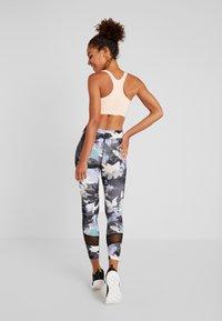 Even&Odd active - Leggings - black/multicoloured - 2