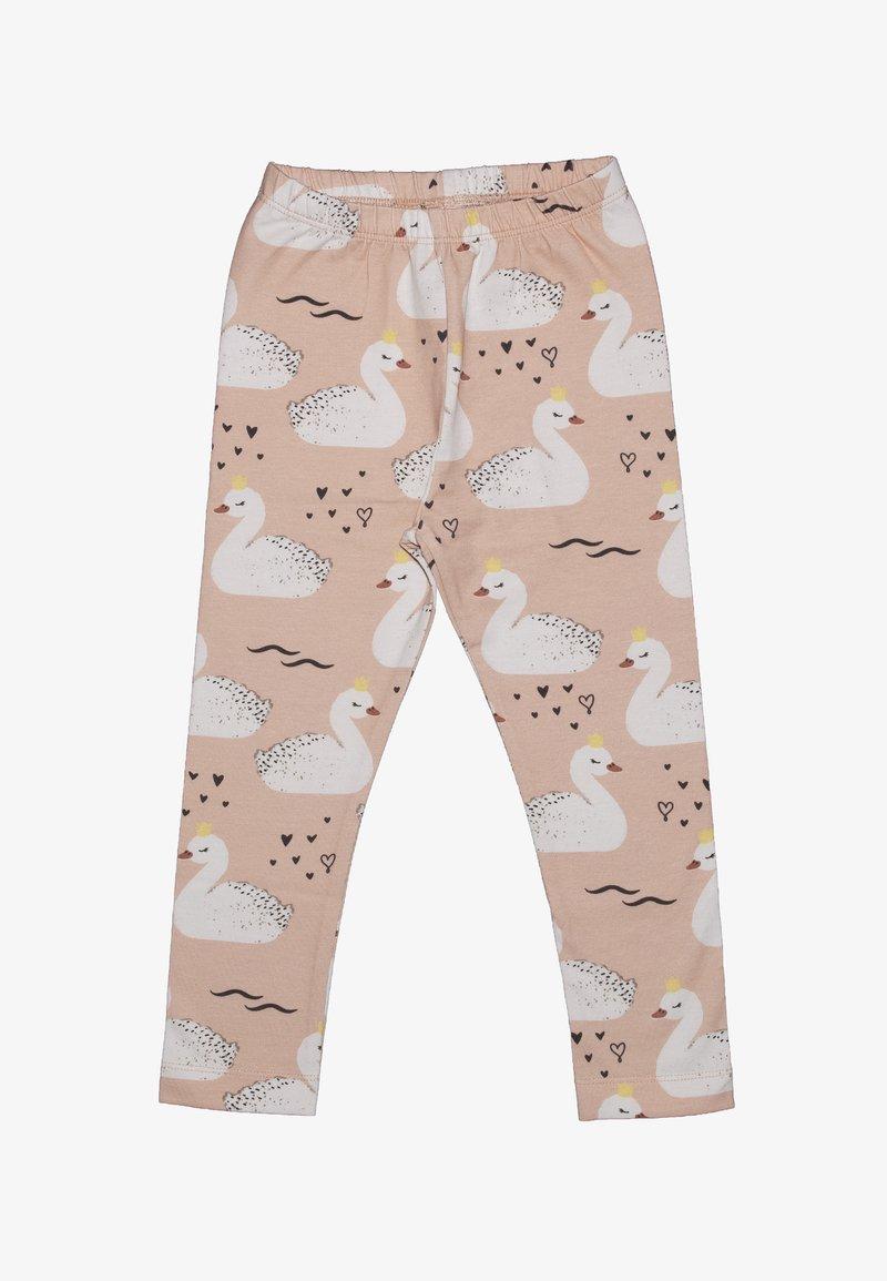 Walkiddy - PRINCESS SWANS - Leggings - Trousers - princess swans