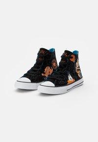 Converse - CHUCK TAYLORAS YOUTHSPACE JAM - Zapatillas altas - white - 1