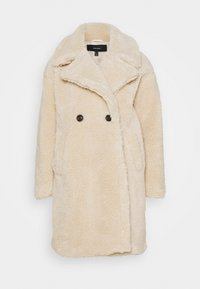 Vero Moda - VMLYNNE JACKET - Short coat - oatmeal - 4