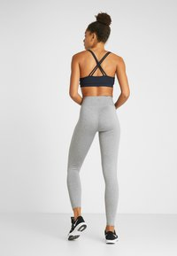 Cotton On Body - ACTIVE CORE - Punčochy - mid grey marle - 2