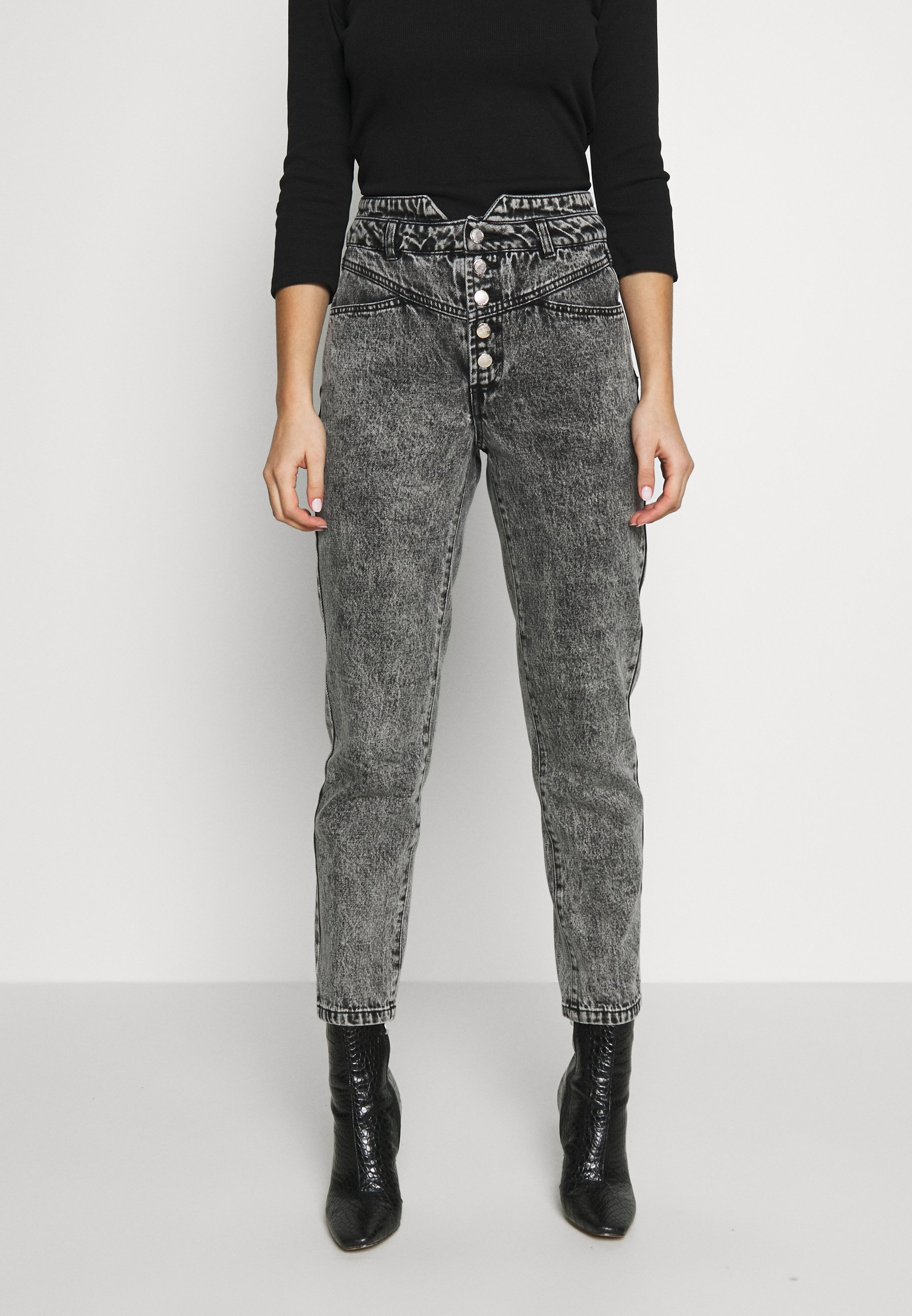 Women ONLTURNER 80TIES - Relaxed fit jeans