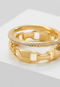 Michael Kors - PREMIUM - Ring - gold-coloured - 4
