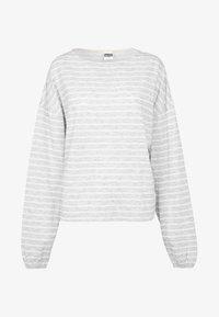 Urban Classics - Jumper - grey/white - 4