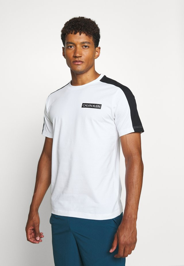 SHORT SLEEVE - T-shirt con stampa - white