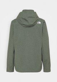 The North Face - SANGRO JACKET - Hardshell jacket - mottled green - 6