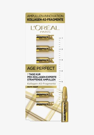 AGE PERFECT SERUM AMPULLES 7 DAYS - Kit skincare - -