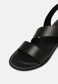 Marc O'Polo - DALIA - Sandals - black - 4