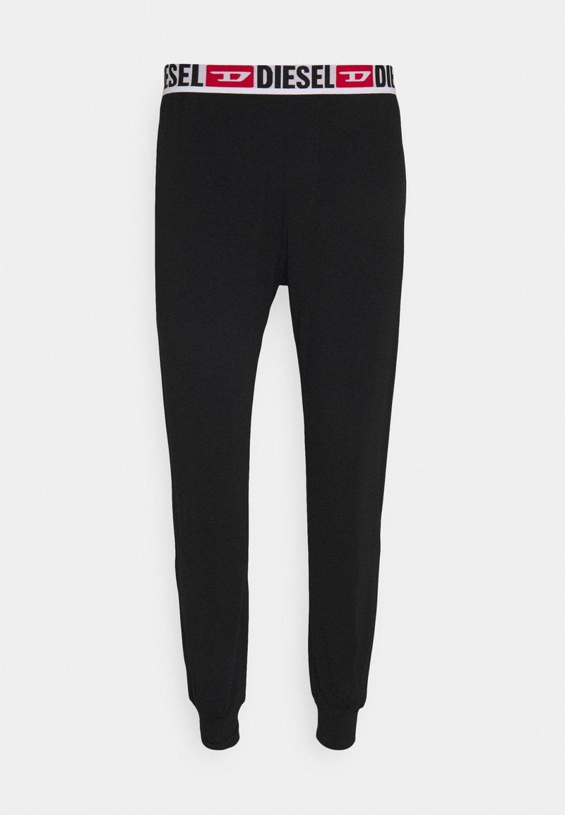 Diesel - UMLB-JULIOTROUSERS - Pyjama bottoms - black