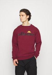 Ellesse - SUCCISO - Sweatshirt - burgundy - 0
