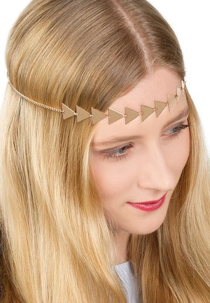 Hair styling accessory - rosafarben
