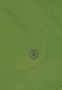 Color Kids - 2-IN-1 ZIP OFF UNISEX - Outdoor trousers - cactus - 3