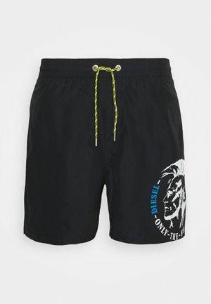 WAVE BOXER - Swimming shorts - black