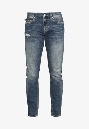 GENO - Slim fit jeans - blue denim