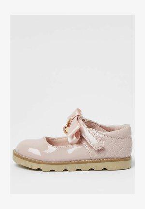 MINI  - Ankle strap ballet pumps - pink