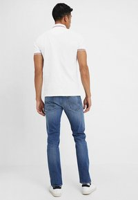 Lee - DAREN ZIP FLY - Jeans a sigaretta - broken blue - 2