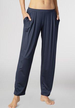 SCHLAFHOSE SERIE MEY LOUNGE - Pyjama bottoms - graphite