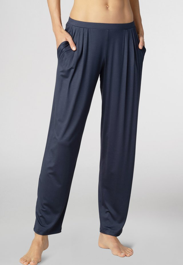 SCHLAFHOSE SERIE MEY LOUNGE - Pyjamabroek - graphite