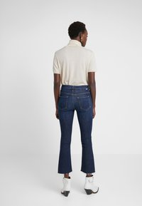Mother - INSIDER CROP STEP FRAY  - Jeans Bootcut - clean sweep - 2