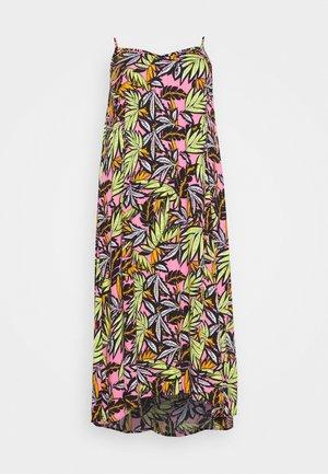 CRINKLE DRESS - Robe d'été - tropical