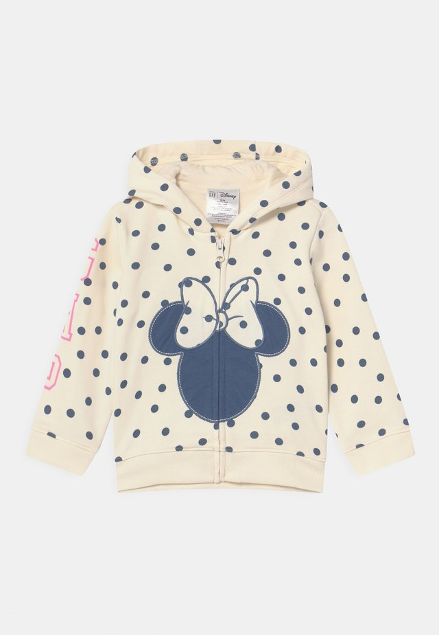 HOOD MINNIE MOUSE DISNEY - Zip-up hoodie - ivory frost