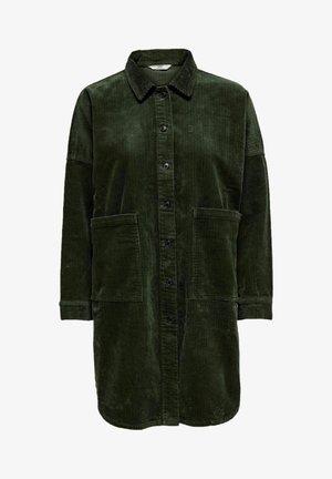 Button-down blouse - rosin