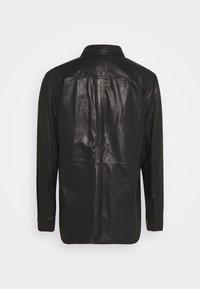 Ivy Copenhagen - KYLIE - Button-down blouse - black - 1