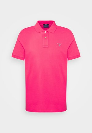 THE ORIGINAL RUGGER - Polo shirt - paradise pink