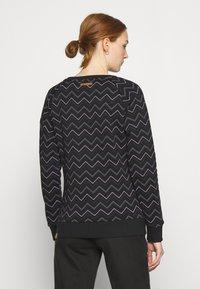 Ragwear - DARIA - Sweatshirt - black - 2