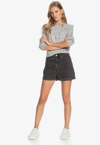 Roxy - Denim shorts - anthracite - 1