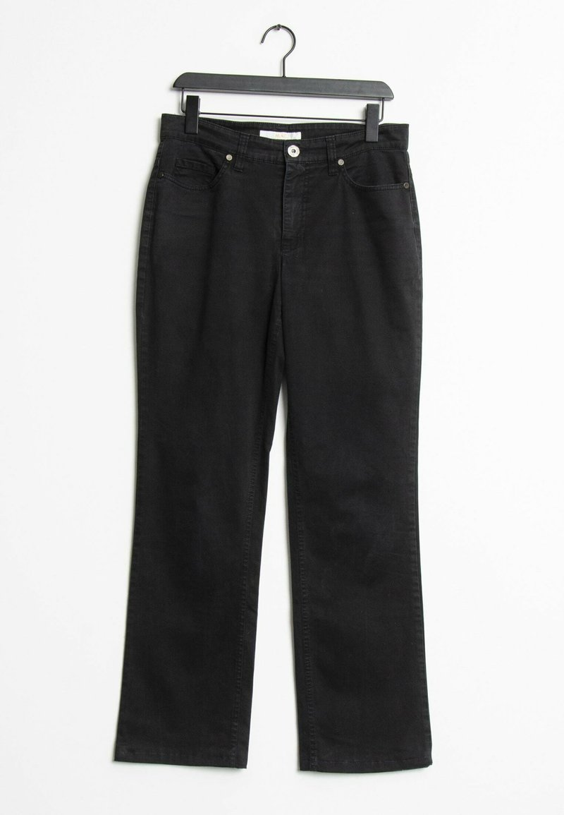 MAC Jeans - Flared Jeans - black