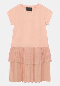 Emporio Armani - Jersey dress - light pink - 0