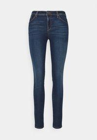Emporio Armani - Jeans Skinny Fit - denim blu - 0