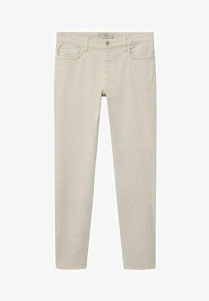 IBIZA - Slim fit jeans - beige