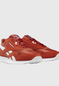Reebok Classic - CLASSIC NYLON SHOES - Trainers - mason red - 4