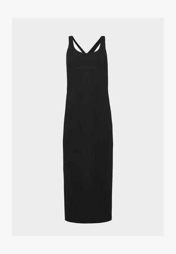 SWEATY BETTY X HALLE BERRY EMILY STRAPPY BACK DRESS - Jersey dress - black