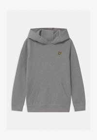 Lyle & Scott - CLASSIC HOODY  - Mikina - vintage grey heather - 0