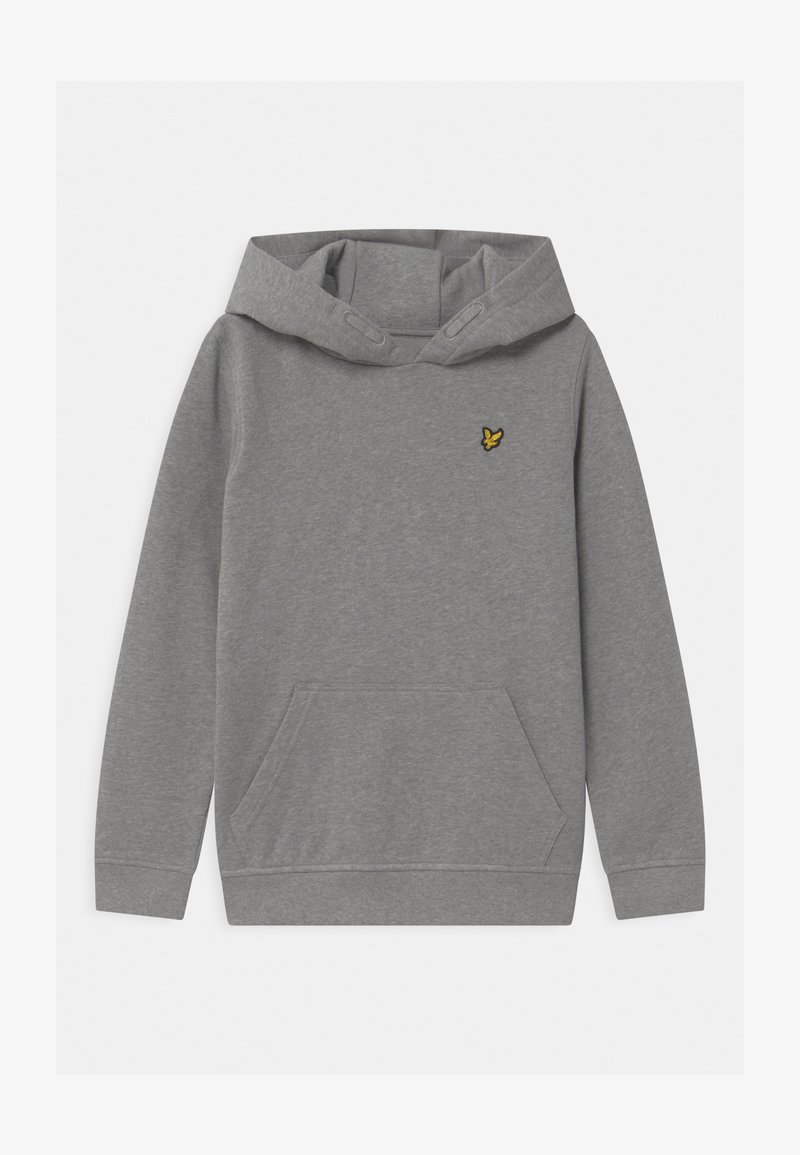 Lyle & Scott - CLASSIC HOODY  - Mikina - vintage grey heather
