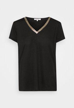 DORE - T-shirt imprimé - noir