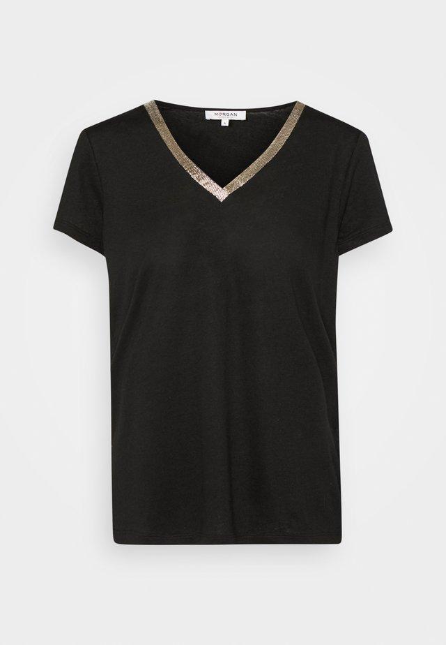 DORE - T-Shirt print - noir