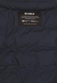 Ecoalf - ST MORITZ VEST KIDS UNISEX - Waistcoat - deep navy - 3