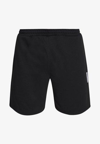 JJIZPOLYESTER SHORT - Sports shorts - black