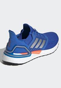 adidas Performance - ULTRABOOST 20 DNA PRIMEBLUE RUNNING - Neutrala löparskor - blue - 4