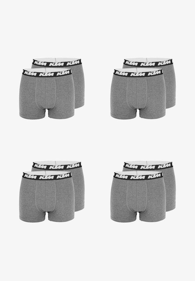 8 ER PACK MULT - Pants - dark grey
