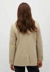 Mango - CHARLOTT - Short coat - beige - 2