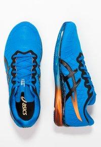 ASICS - GEL-QUANTUM INFINITY - Neutrální běžecké boty - electric blue/black - 1