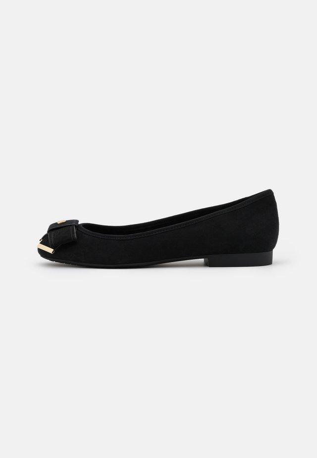 BELLE FLEX BALLET - Baleríny - black