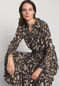 InWear - CLARICE DRESS - Maxikjoler - black - 3