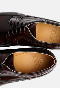 SHOEPASSION - NO. 5519 - Smart lace-ups - brown - 5
